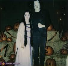 Eddie Munster Halloween Costume Herman Lily Munster Couple Halloween Costume Photo 2 2