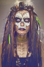 Diy Halloween Makeup Ideas Best 20 Voodoo Makeup Ideas On Pinterest U2014no Signup Required
