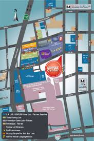 Street Parking Map Boston by Staples Center Parking U0026 Directions Los Angeles Lakers