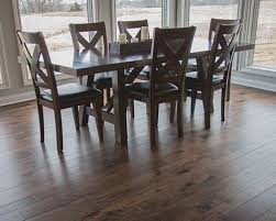monterrey gaucho dining room install in lincoln ne hallmark floors