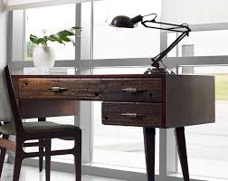 Designer Desks For Home Office Chicago Modern Writing Desk Furniture Stores With Contemporary