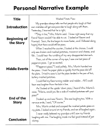 Write A Good Resume Narrative Essay On Fear