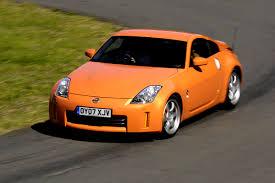 orange nissan 350z nissan 350z auto express