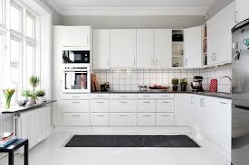 Modern Kitchen Cabinet Sofa Delightful Modern White Kitchen Cabinets Gallery Of Awesome