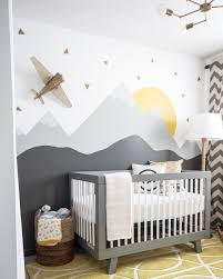 Baby Boy Bedroom Designs Adding Magic To Your Nursery Nursery Rooms And Rounding