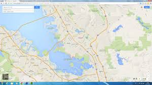San Francisco Ca Map by Fremont California Map