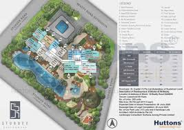City View Boon Keng Floor Plan by Sturdee Residences Showflat 8100 8444