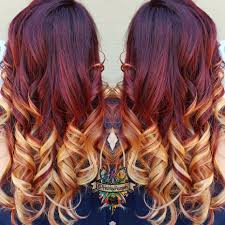 how to ambray hair how to fire ombre hair tutorial beauty launchpad