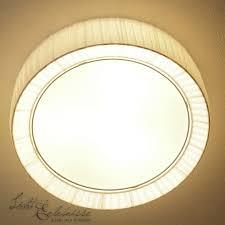 Beleuchtung Beratung Wohnzimmer Deckenleuchte Alehandro ø45cm In Weiß
