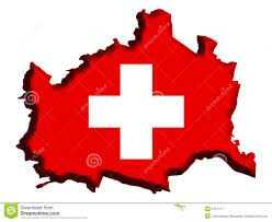 Swiss Map Switzerland Map Royalty Free Stock Photography Image 3707417