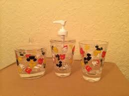 Mickey Bathroom Accessories by 9 Best Disney Dorm Packing List Images On Pinterest Disney