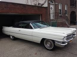 1963 cadillac 1963 cadillac series 62 convertible original 65 000 miles new