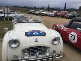 Cool Classic Cars - cool wine doings classic car rally at terra remota catalunya wine