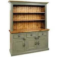 Amish Country Kitchen Cabinets  Cabinet Hutch Amish Built - Kitchen cabinet with hutch