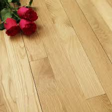 Unfinished Laminate Flooring 63mm Unfinished Prime Solid Oak Wood Flooring 20mm Solid Wo