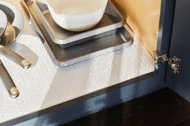 should i put shelf liner in new cabinets 4 kitchen shelf liner ideas easyliner brand duck brand