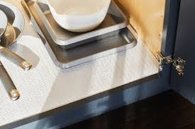what is the best liner for kitchen cabinets 4 kitchen shelf liner ideas easyliner brand duck brand