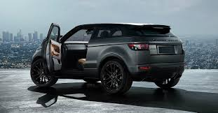 wrapped range rover evoque land rover range rover evoque price modifications pictures