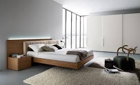 bedroom rustic wood frame real platform modern king size