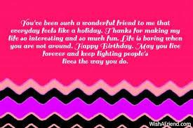 best friend birthday card messages