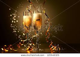 new years chagne glasses new years party stock images royalty free images vectors