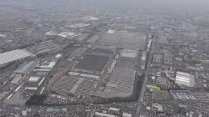 toyota motor corporation japan toyota halts japan output next week on steel plant explosion