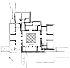 Courtyard Plans by Illustrations