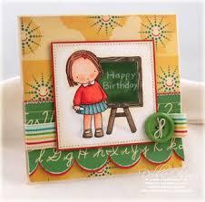 happy birthday teacher thinking inking