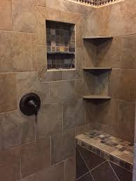 Master Bath Shower Master Bath Tile Shower With Bench Available With Rental Of