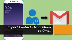 how to import contacts from gmail to android how to import contacts from phone to gmail