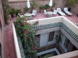 moroccan riad floor plan house hunting on a donkey in fez morocco