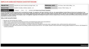 Sample Resume For Hr Assistant Hr Assistant Resume Hr Assistant Cv Template Job Description