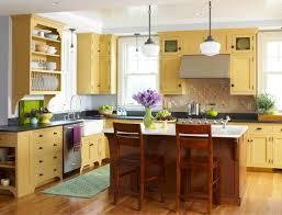 Light Yellow Kitchen Cabinets Yellow Kitchen Cabinets