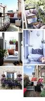 Small Balcony Furniture by Best 25 Apartment Balconies Ideas On Pinterest Apartment