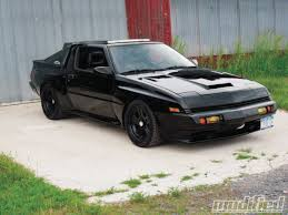 mitsubishi starion 1987 1988 chrysler conquest tsi dale myers modified magazine