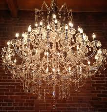 Marquee Chandeliers Nashville Event Lighting