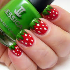 13 easy nail art designs to do at home and the little crown how