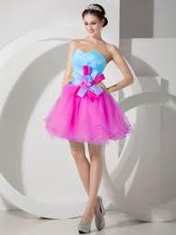 pink and blue short prom dresses prom dresses dressesss
