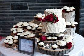 rustic wedding cupcakes cupcakes at the reception let me see weddingbee