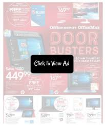 office depot office max black friday sales 2017 just released