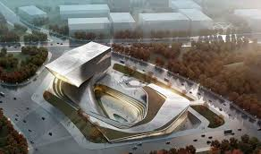 Architect In Chinese Dalian Museum Competition Chinese Design Contest E Architect