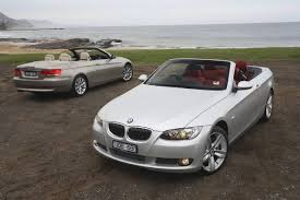 bmw e93 3 series convertible review 320d 325i 335i