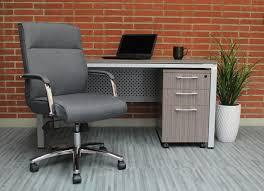 grey linen chair modern executive conference chair grey linen bosschair