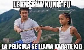 Karate Memes - karate kid meme subido por pipebnbellacoxd memedroid