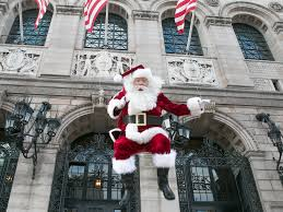 what it u0027s like working as a professional santa claus business