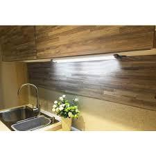 3pcs kitchen under cabinet shelf counter led light bar lighting