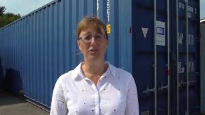 Secure Storage Container Billie Box Secure Shipping Container Storage Youtube