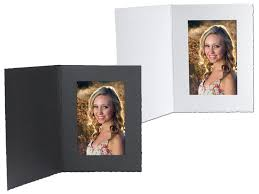 cardboard photo folders 6x8 vertical 25 pack
