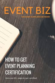 how to become a certified wedding planner 207 best event business ideas images on event planning