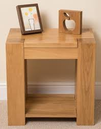 kuba solid oak lamp table oak furniture king